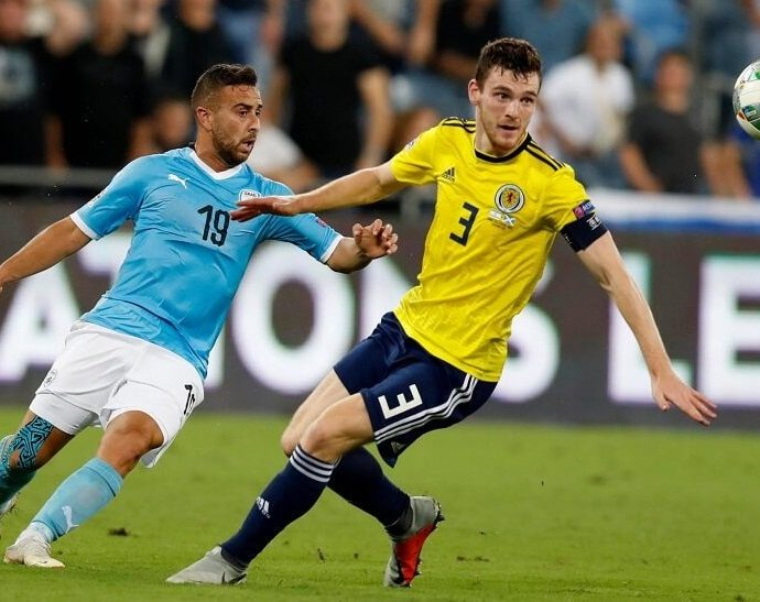 Soi kèo Scotland vs Israel, 01h45 ngày 5/9, Nations League
