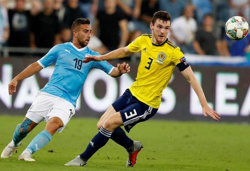 Soi kèo Scotland vs Israel, 01h45 ngày 5/9, Nations League