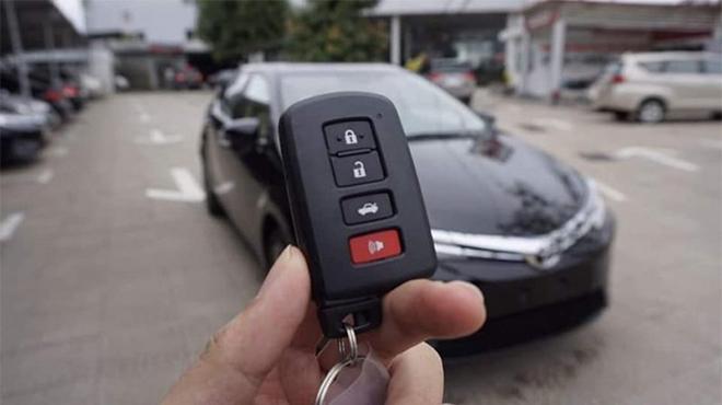 mơ thấy chìa khóa ô tô